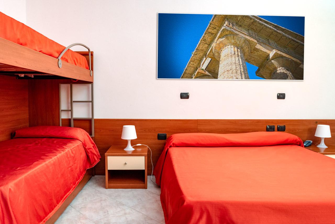 rooms paestum hotel