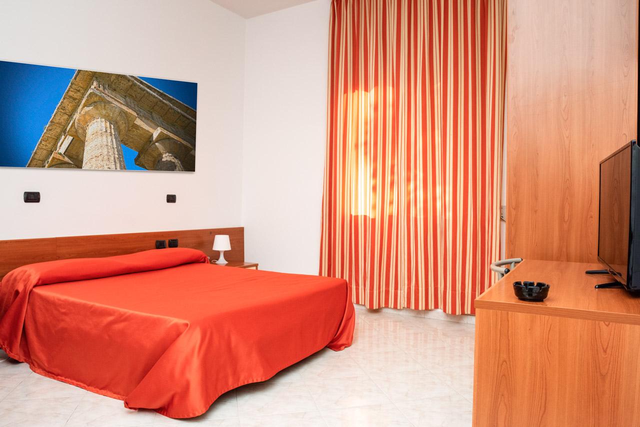 quadrupla hotel paestum